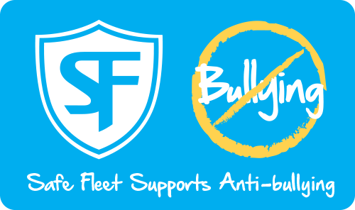 Safe Fleet anti bullying badge 24