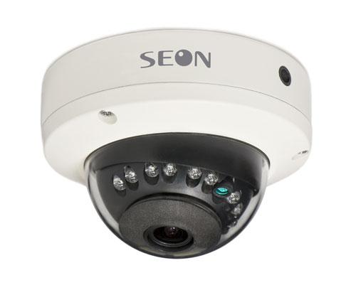 High Definition Low Profile Dome Seon