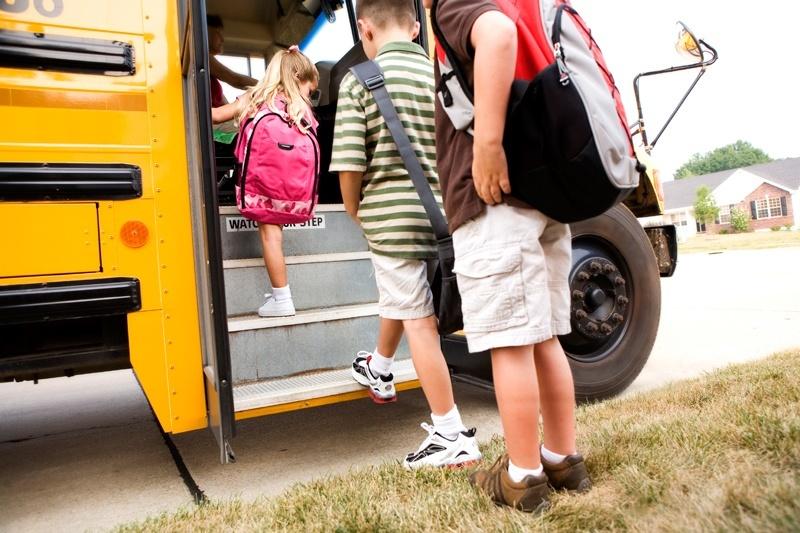 School Bus Vmax Trac Student Tracking Seon